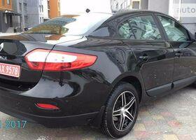 Черный Рено Флюенс, объемом двигателя 1 л и пробегом 53 тыс. км за 8500 $, фото 1