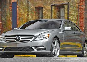 Mercedes-Benz CL-Class null