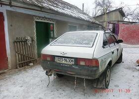 Белый Москвич / АЗЛК 2141, объемом двигателя 15 л и пробегом 11 тыс. км за 778 $, фото 1