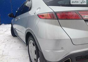 Серебряный Хонда Цивик, объемом двигателя 1.8 л и пробегом 165 тыс. км за 8299 $, фото 14