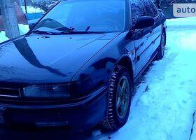 Черный Хонда Аккорд, объемом двигателя 2.2 л и пробегом 331 тыс. км за 2650 $, фото 1