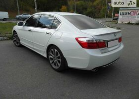 Білий Хонда Аккорд, объемом двигателя 2.4 л и пробегом 60 тыс. км за 25500 $, фото 8