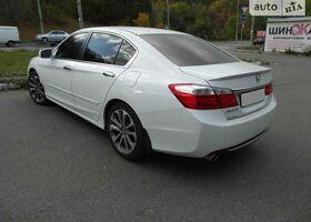 Білий Хонда Аккорд, объемом двигателя 2.4 л и пробегом 60 тыс. км за 25500 $, фото 40
