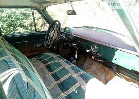 Зеленый ГАЗ 21, объемом двигателя 2.4 л и пробегом 1 тыс. км за 800 $, фото 1
