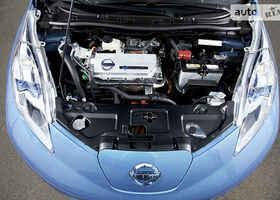 Синій Ніссан Ліф, объемом двигателя 0.11 л и пробегом 25 тыс. км за 12500 $, фото 1