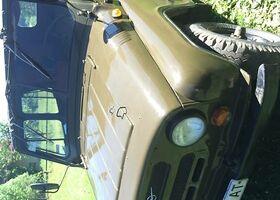 Коричневый УАЗ 469, объемом двигателя 2.4 л и пробегом 1 тыс. км за 1700 $, фото 1