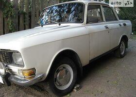 Белый Москвич / АЗЛК 2140, объемом двигателя 1.5 л и пробегом 960 тыс. км за 800 $, фото 1
