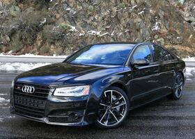 Audi S8 2017