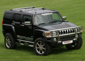 Hummer H3 null