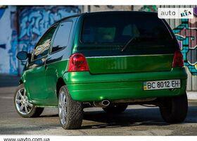 Зелений Рено Твінго, объемом двигателя 1.2 л и пробегом 80 тыс. км за 3900 $, фото 1