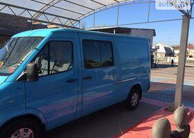 Голубий Мерседес Sprinter, объемом двигателя 2.7 л и пробегом 273 тыс. км за 11500 $, фото 19