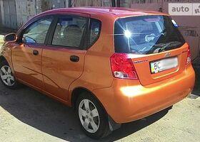 Апельсин Шевроле Авео, объемом двигателя 1.5 л и пробегом 142 тыс. км за 4500 $, фото 1