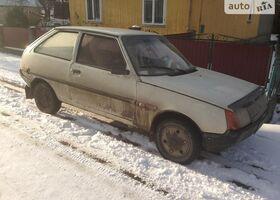 Білий ЗАЗ 1102 Таврія, объемом двигателя 1 л и пробегом 1 тыс. км за 800 $, фото 1