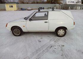 Білий ЗАЗ 1102 Таврія, объемом двигателя 1 л и пробегом 4 тыс. км за 1600 $, фото 1