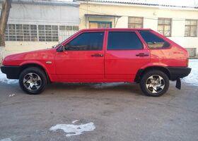 Червоний ВАЗ 2109, объемом двигателя 1.5 л и пробегом 10 тыс. км за 1850 $, фото 1
