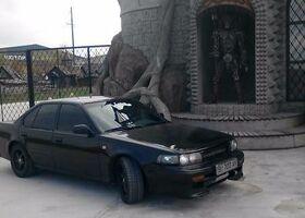 Чорний Ніссан Максіма, объемом двигателя 3 л и пробегом 1 тыс. км за 2999 $, фото 1