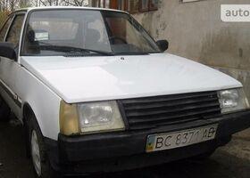 Белый ЗАЗ Таврия-Нова, объемом двигателя 1.1 л и пробегом 144 тыс. км за 1500 $, фото 1
