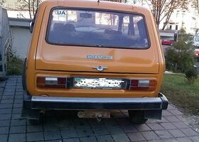 Апельсин ВАЗ 2121, объемом двигателя 1.6 л и пробегом 1 тыс. км за 1750 $, фото 3