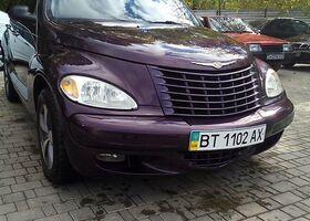 Фиолетовый Крайслер ПТ Крузер, объемом двигателя 2.4 л и пробегом 70 тыс. км за 6750 $, фото 1