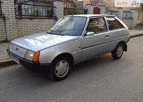 Серебряный ЗАЗ Таврия-Нова, объемом двигателя 1.2 л и пробегом 76 тыс. км за 1350 $, фото 1