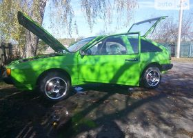 Зеленый Фольксваген Скирокко, объемом двигателя 1.6 л и пробегом 1 тыс. км за 1200 $, фото 1