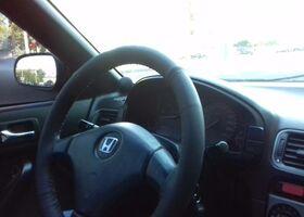 Чорний Хонда Аккорд, объемом двигателя 2 л и пробегом 370 тыс. км за 4200 $, фото 1