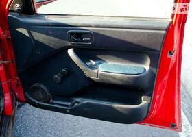 Красный Форд Эскорт, объемом двигателя 1.4 л и пробегом 156 тыс. км за 1777 $, фото 1