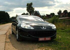Peugeot 407 null