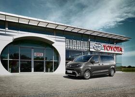 Toyota Proace зустрічайте у Вінниці! Тест-драйв дні з 28 січня по 3 лютого.