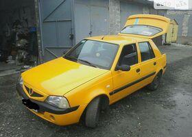 Желтый Дачия Соленза, объемом двигателя 14 л и пробегом 200 тыс. км за 2600 $, фото 1