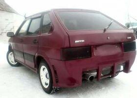 Червоний ВАЗ 2109, объемом двигателя 1.5 л и пробегом 104 тыс. км за 1800 $, фото 1
