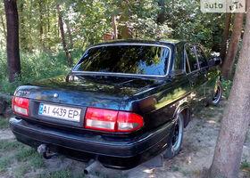 Черный ГАЗ 31105, объемом двигателя 2.3 л и пробегом 150 тыс. км за 2192 $, фото 1