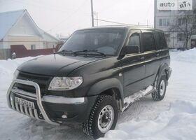 Черный УАЗ 3163, объемом двигателя 2 л и пробегом 35 тыс. км за 0 $, фото 1