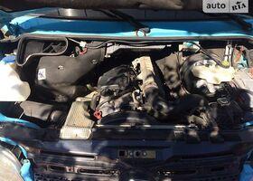 Голубий Мерседес Sprinter, объемом двигателя 2.7 л и пробегом 273 тыс. км за 11500 $, фото 12