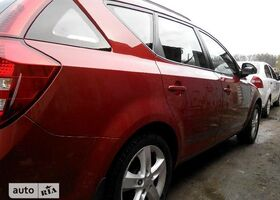 Червоний Кіа Сід, объемом двигателя 1.6 л и пробегом 117 тыс. км за 0 $, фото 7