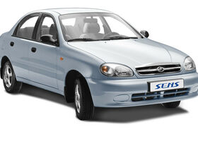 Не указан ЗАЗ Сенс, объемом двигателя 1.3 л и пробегом 0 тыс. км за 6301 $, фото 1