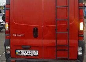 Красный Ниссан Примастар, объемом двигателя 2 л и пробегом 255 тыс. км за 7500 $, фото 1
