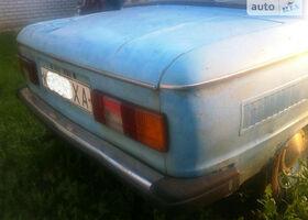 Голубой ЗАЗ 968, объемом двигателя 1.2 л и пробегом 1 тыс. км за 250 $, фото 1