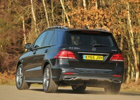 Mercedes-Benz GLE 350 2016