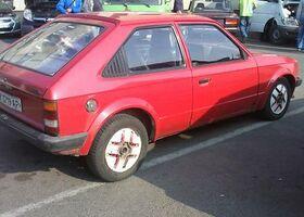 Красный Опель Кадет, объемом двигателя 1.8 л и пробегом 45 тыс. км за 1300 $, фото 1
