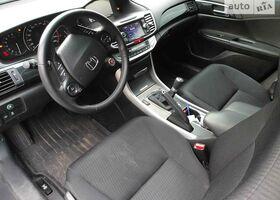 Білий Хонда Аккорд, объемом двигателя 2.4 л и пробегом 60 тыс. км за 25500 $, фото 15