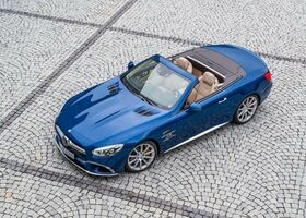 Mercedes-Benz SL-Class 2016