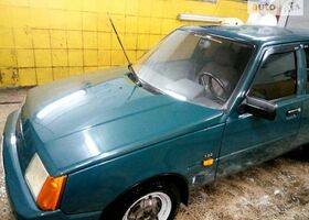 Синий ЗАЗ 1103 Славута, объемом двигателя 1.2 л и пробегом 105 тыс. км за 0 $, фото 1