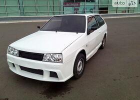 Білий ВАЗ 2108, объемом двигателя 13 л и пробегом 1 тыс. км за 1900 $, фото 1