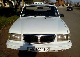 Білий ГАЗ 3110, объемом двигателя 2.45 л и пробегом 1 тыс. км за 1800 $, фото 1