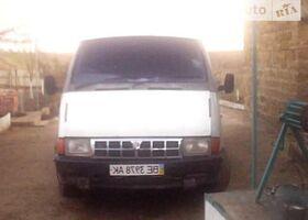 Белый ГАЗ 3221 Газель, объемом двигателя 2.45 л и пробегом 1 тыс. км за 2047 $, фото 1