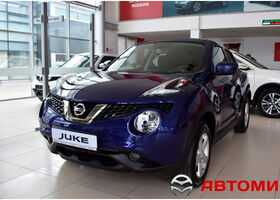 Весенняя выгода до 140 400 грн от Автомир Nissan на компактный кроссовер Juke