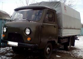 Зеленый УАЗ Другая, объемом двигателя 2.4 л и пробегом 1 тыс. км за 2000 $, фото 1