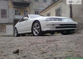 Белый Хонда Прелюд, объемом двигателя 2.2 л и пробегом 195 тыс. км за 0 $, фото 1