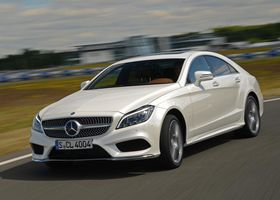 Mercedes-Benz CLS 350 null